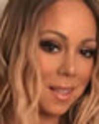 braless mariah carey unloads mega cleavage in mind-boggling display