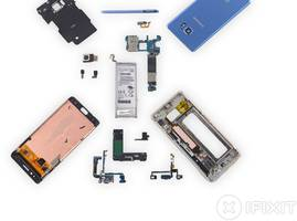 iFixit teardown confirms Note 7 Fan Edition is just a Note 7 with a new, smaller battery
