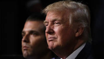 WRIGHT: Trump and son mired in Russia controversy