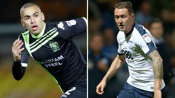 james vaughan & aiden mcgeady: sunderland sign bury striker and preston winger