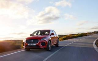 Revealed: Jaguar's new SUV E-Pace - which isn't being built in the UK