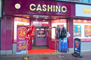 hessle road cashino in hull is now open 24 hours a day
