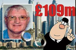scotland's most wanted fraud fugitive snared after three years living the high life in africa