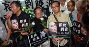 liu xiaobo wiki: cause of death, quotes, nobel prize, wife, & facts to know