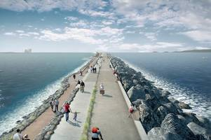 head of swansea bay tidal lagoon review is still hopeful project will go ahead