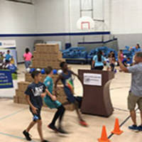 UnitedHealthcare Donates Hasbro's NERF ENERGY Game Kits to Boys & Girls Clubs of Central New Mexico to Encourage Physical Activity