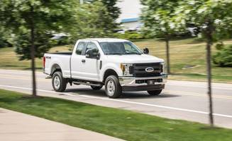 2017 ford f-250 super duty gasoline v-8 supercab 4×4: workhorse for the work force