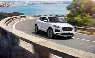 2018 Jaguar E-Pace Crossover Revealed! (It's Not the Electric One)