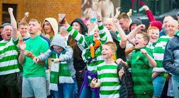 celtic fanzone organisers reject £15,000 belfast city council funding
