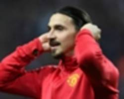 'it is possible' - mourinho confirms ibrahimovic could sign new man utd deal