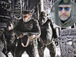 LIBBY PURVES reviews War For The Plant Of The Apes