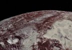 nasa reveals flyover and maps of pluto and charon