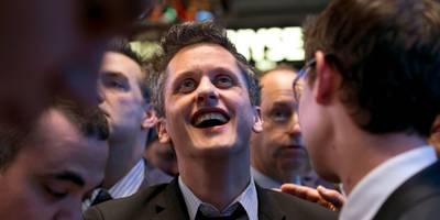 'i had nightmares for weeks': box ceo aaron levie reveals how hard it was to build a $2.5 billion business and take it public by age 29