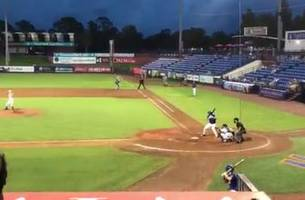 watch tim tebow's walkoff hr