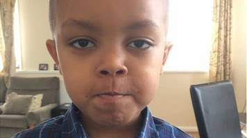 grenfell tower: five-year-old isaac paulos's funeral held