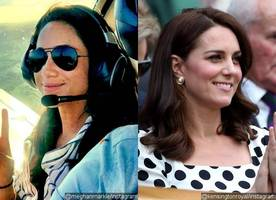 meghan markle doesn't want to be like kate middleton