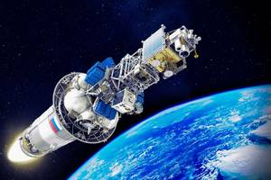 A Russian Soyuz rocket provided a ride share to space for more than 70 satellites this morning