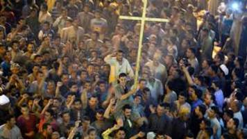 fearing attacks, egypt's churches suspend pilgrimages, conferences