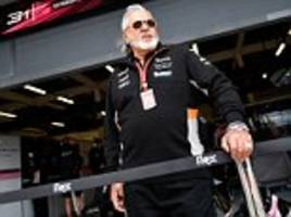 f1 missing india? there's nothing to miss, says mallya