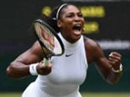 serena williams declares her love for andy murray