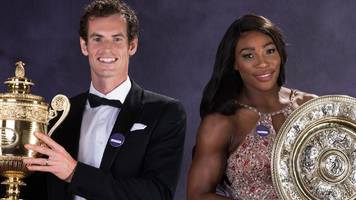 wimbledon 2017: serena williams says female players love andy murray