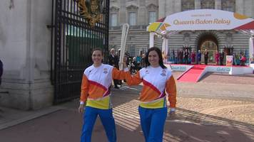 commonwealth games 2018: queen's baton to visit isle of man