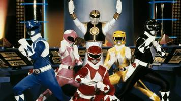 Unleash Your Inner Megazord With This Power Rangers Gift Guide