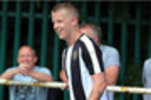 notts county ace terry hawkridge hoping for a warm welcome on his...