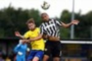 Thierry Audel signs for Barrow after release from Notts County