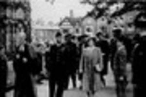 on this day: king george vi and queen elizabeth visited lichfield