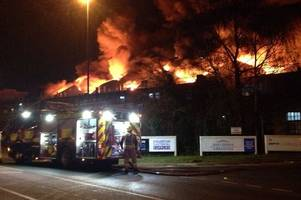 phoenix from the ashes: fire-hit dowty propellers makes major announcement