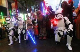 'Star Wars Land: First Look at Disney Attractions Unveiled