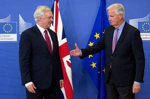 top stories from britain and around the world - david davis denies brexit is masking government power amid repeal bill row