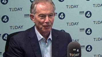 Brexit: Blair says UK should consider staying in a reformed EU