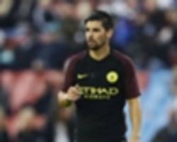 sevilla announce agreement to sign nolito from manchester city