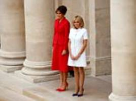 platell's people: what was madame macron wearing?