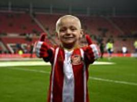 bradley lowery's mother's touching facebook message