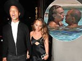 Chloe Green steps out hand-in-hand with Jeremy Meeks