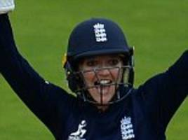 england reach women's world cup semi-final of cricket