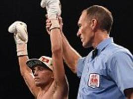 lee selby overcomes grief of mum's death to retain title