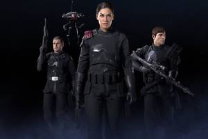 Watch the making of Star Wars: Battlefront II's single-player campaign