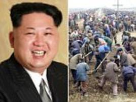 kim jong un ships north korean 'slaves' to work in russia