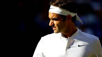 Federer targets record Wimbledon title against Cilic