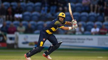 t20 blast: jacques rudolph scores 65 off 37 balls against somerset