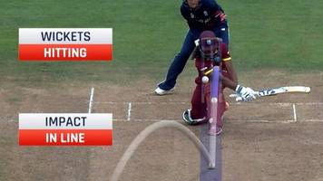 women's cricket world cup: england take record seven lbw's against west indies