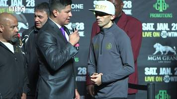 lee selby v victor barros: a look ahead to the title showdown at wembley