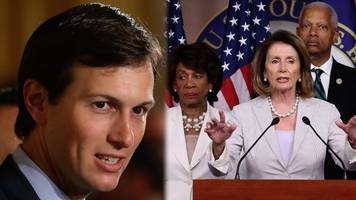 democrats call to strip jared kushner of security clearance