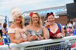 raising the style stakes at flemingate ladies' day