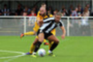 notts county secure second pre-season victory of the summer as...