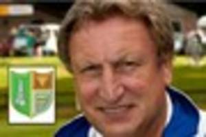bodmin town football club versus neil warnock teams - a history